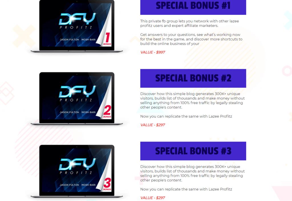 DFY-Profitz-Review-Bonuses