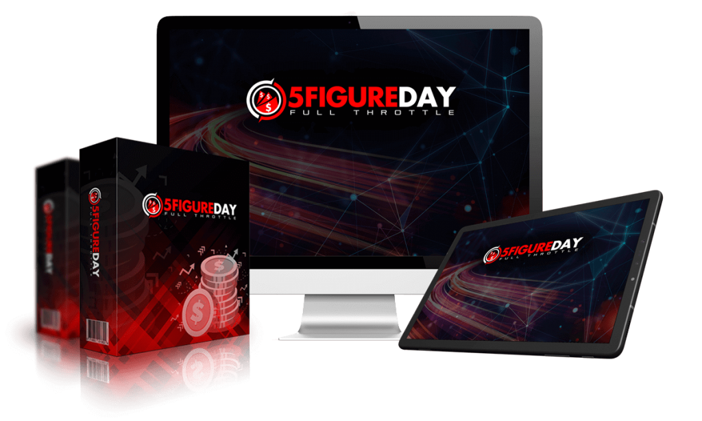 5FigureDay-Full-Throttle-Review-Image