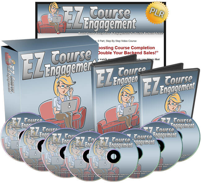 EZ-Course-Engagement-PLR-Review
