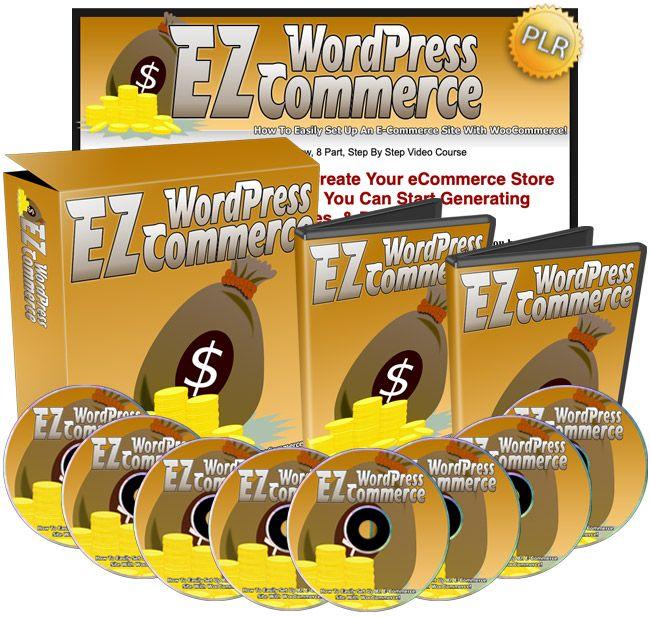 EZ-WordPress-Commerce-PLR-Review