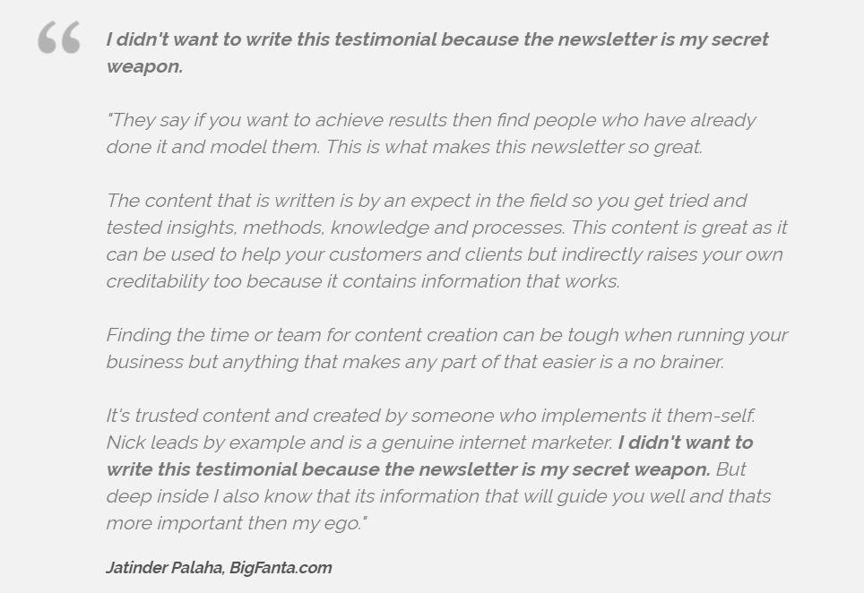 Internet-Marketing-Newsletter-PLR-Assess-2