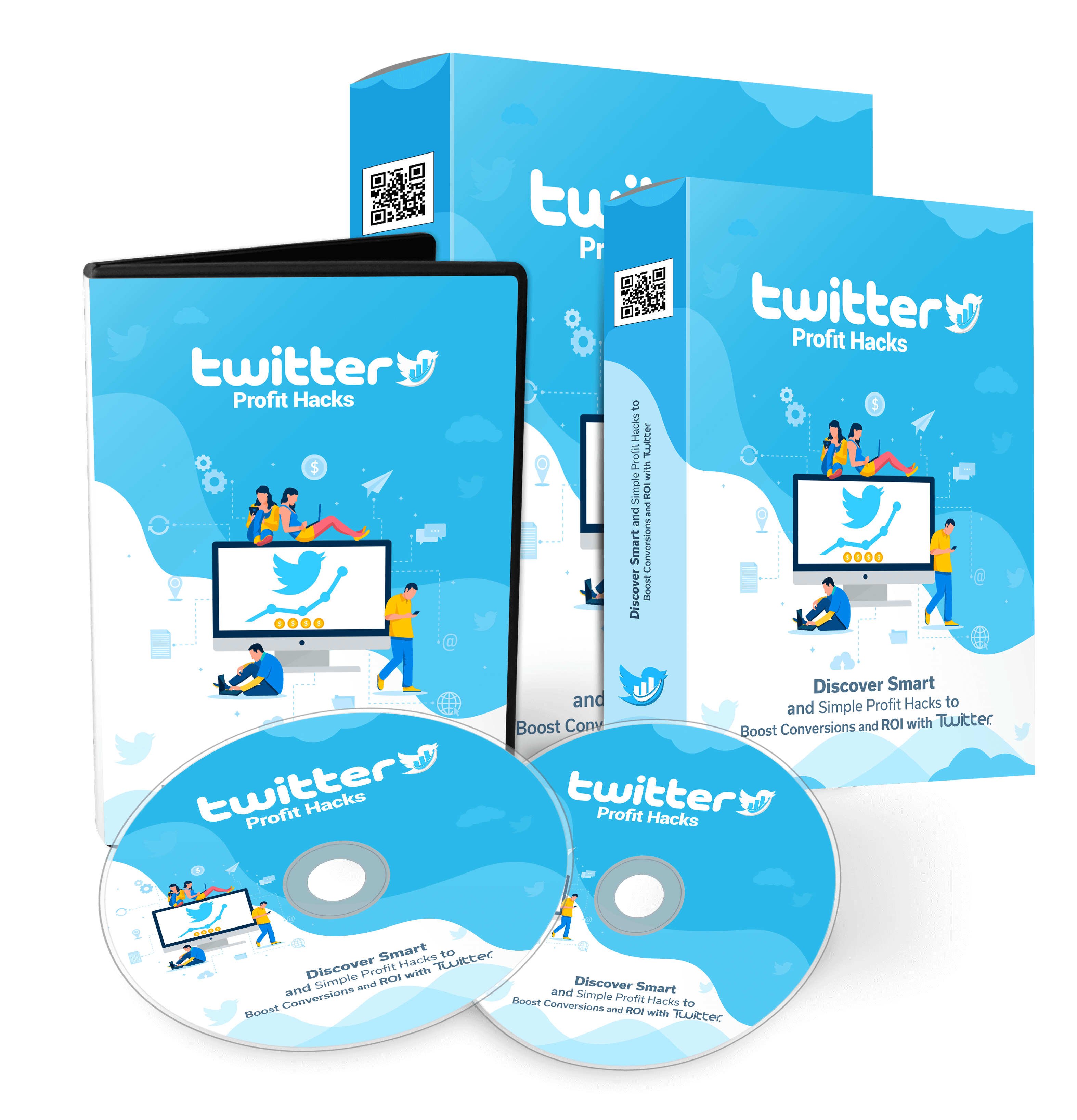Twitter-Profit-Hacks-PLR-Review