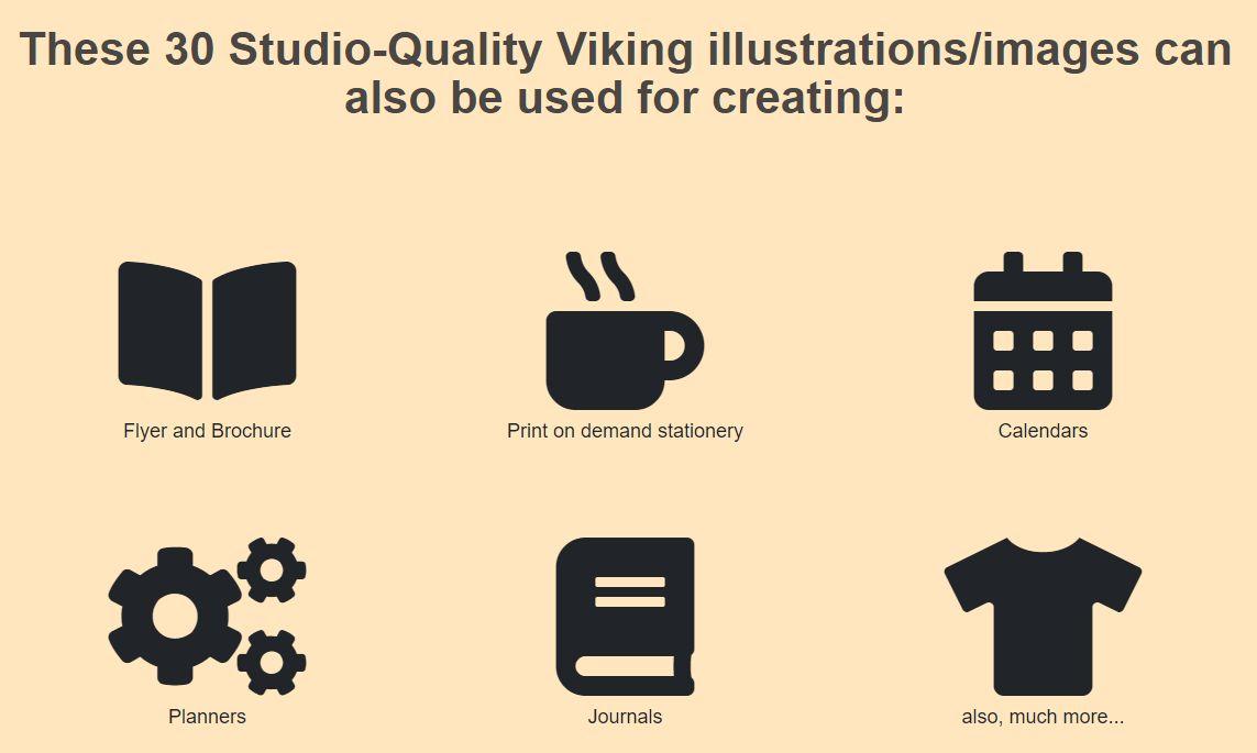 Viking-Coloring-Pack-PLR-Recap