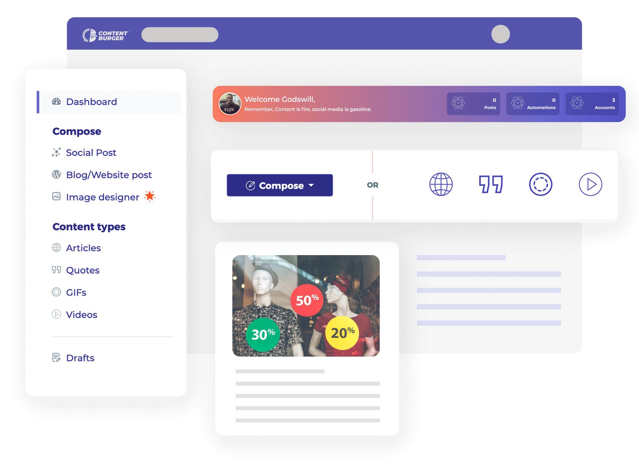 ContentBurger-Review-Dashboard