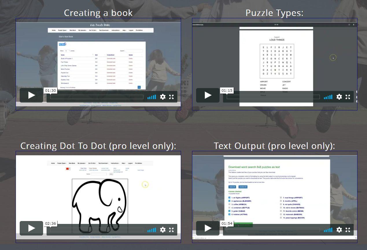 Kidz-Puzzle-Books-Software