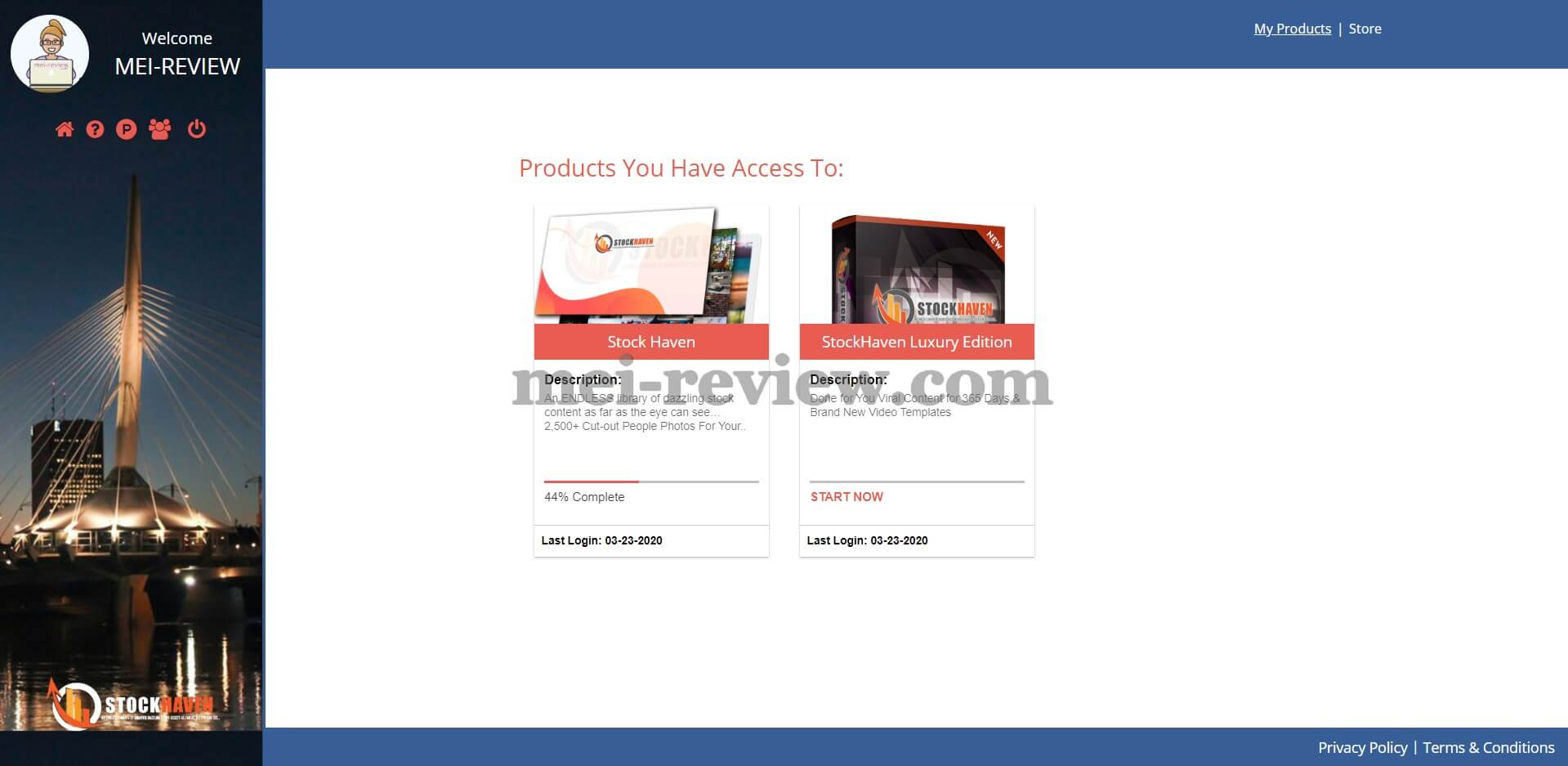 StockHaven-2-dashboard