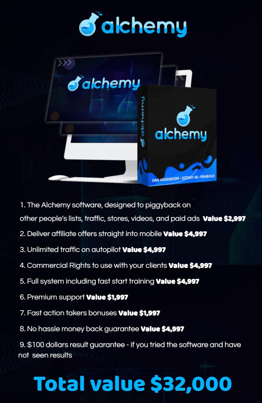 Alchemy-Price