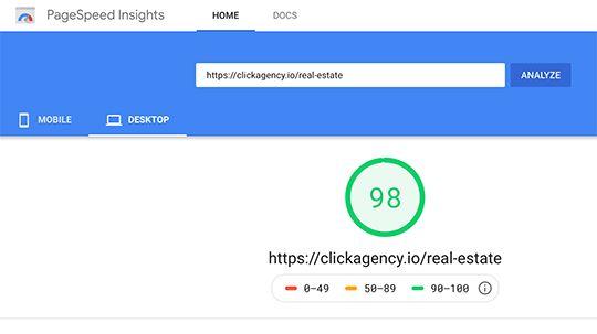 ClickAgency-Fast-Loading