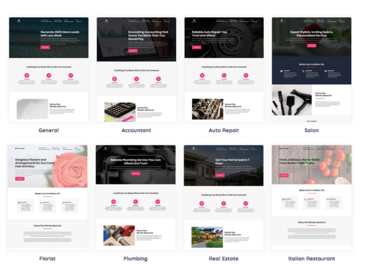 ClickAgency-Local-Template