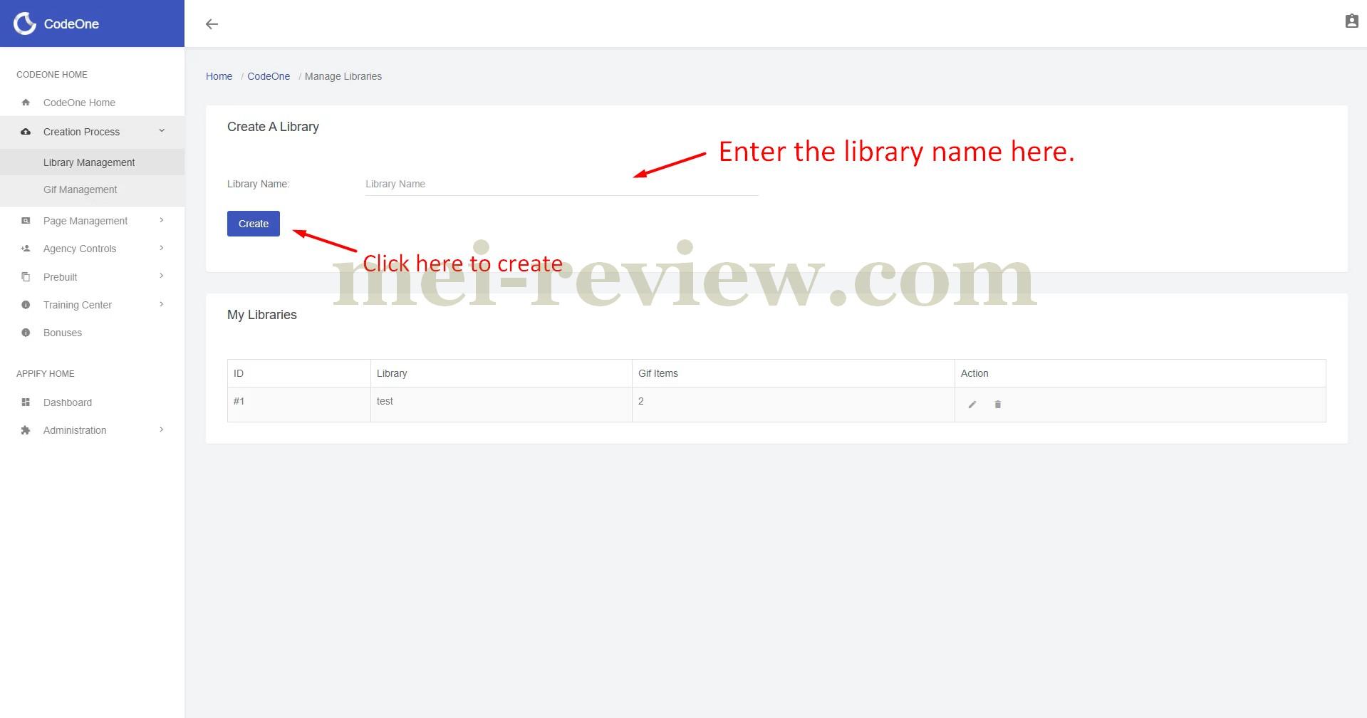 CodeOne-Demo-2-Library