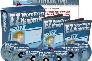 EZ-WordPress-Membership-PLR-Review