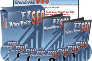 EZ WordPress SEO PLR Review – Make Your WordPress Sites 100% SEO Friendly