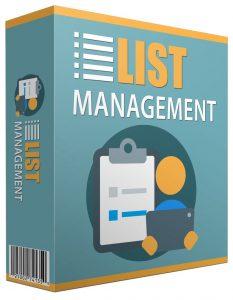 List-Management