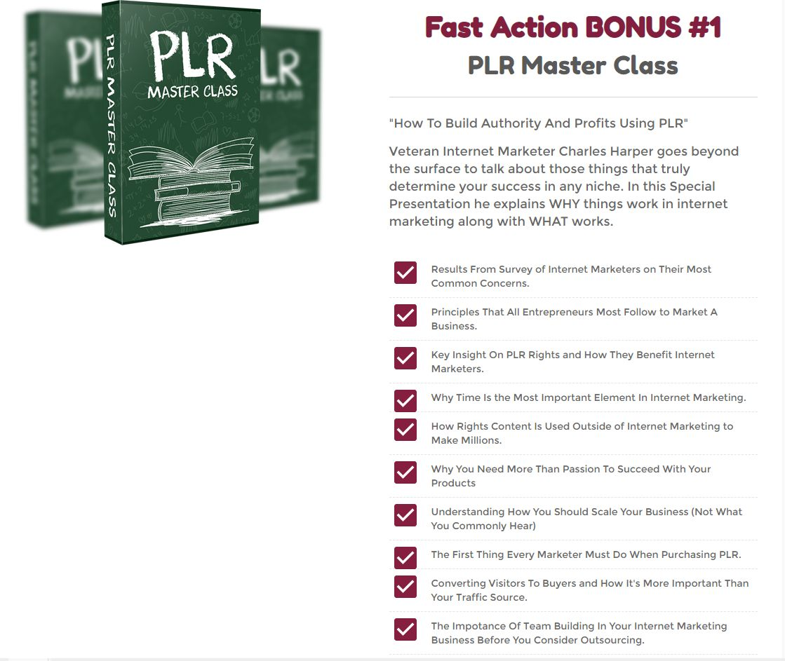 Find Your WHY To Get Unstuck PLR Review