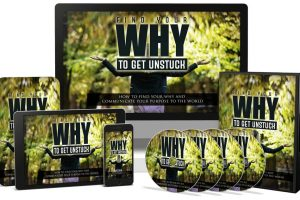 Find-Your-WHY-To-Get-Unstuck-PLR-Review