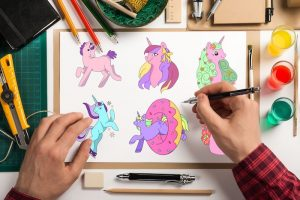 LCB-DFY-Unicorns-Coloring-Pack-Review
