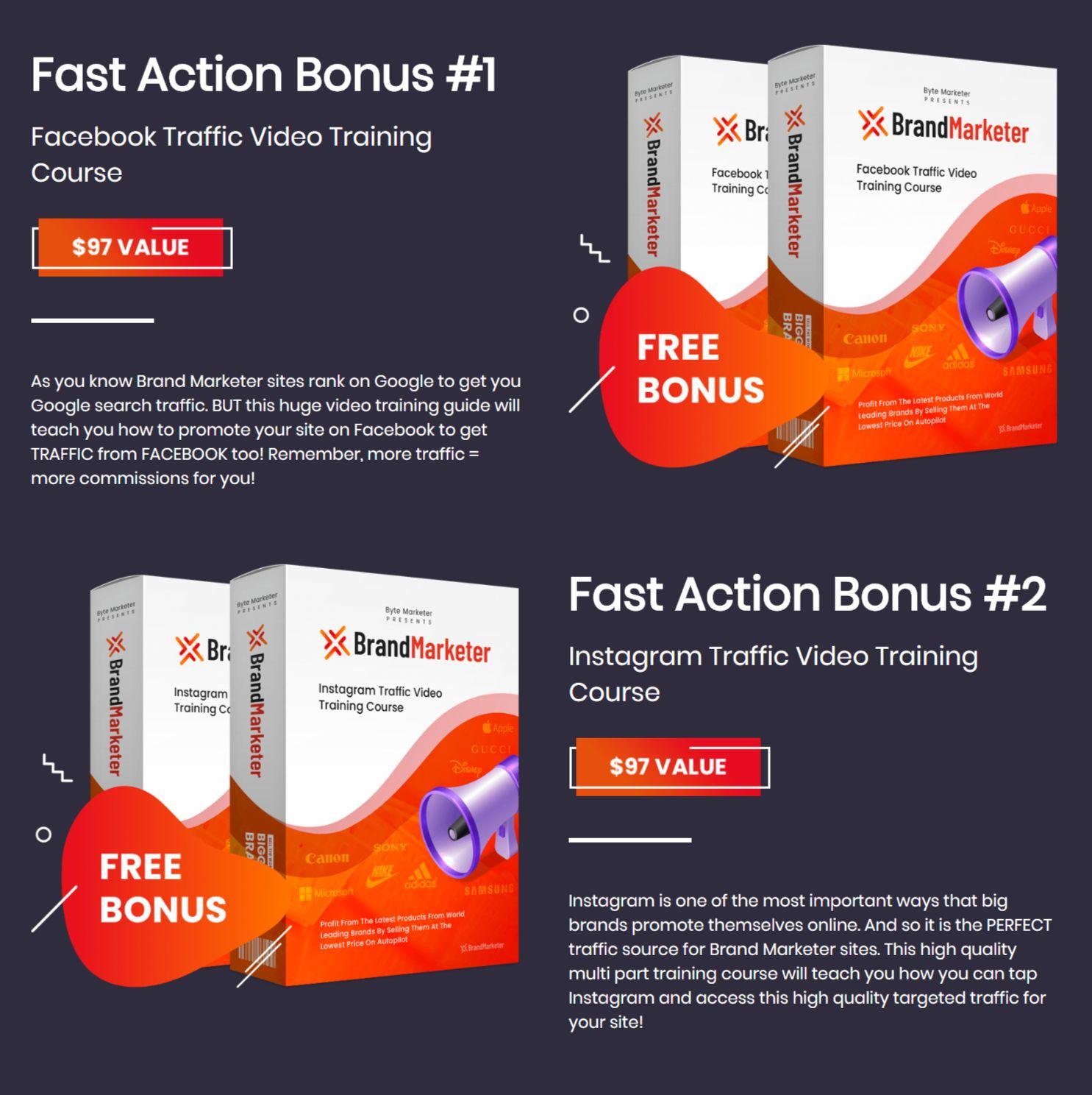 Brand-Marketer-Bonuses