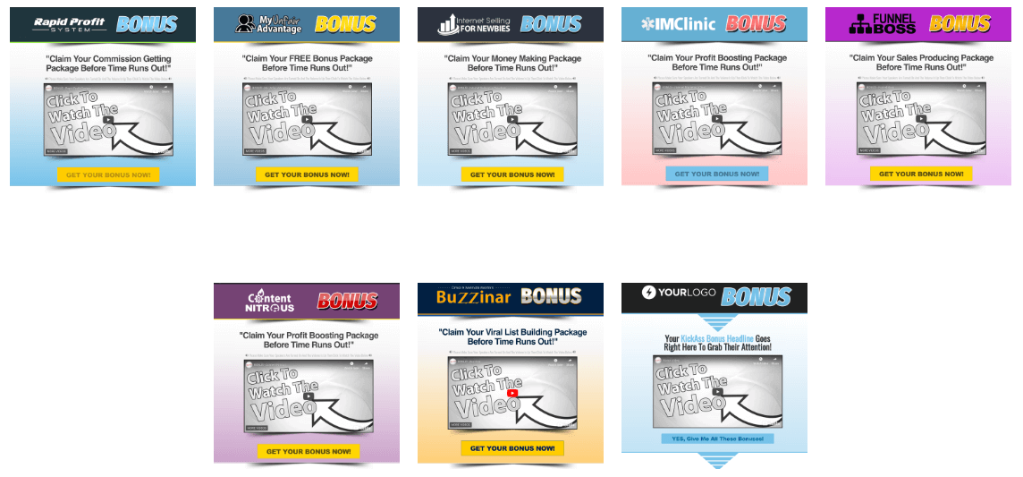 Commission-Magnets-Bonus-Page
