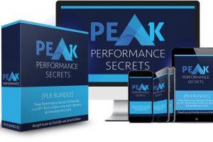 Peak-Performance-Secrets-PLR-Bundle-Review