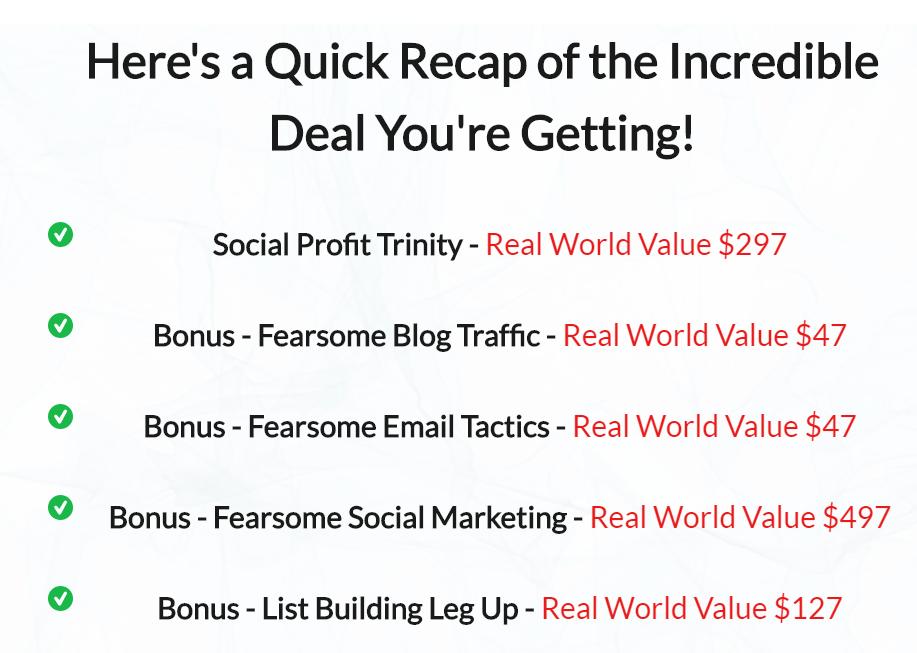Social-Profit-Trinity-Pricing