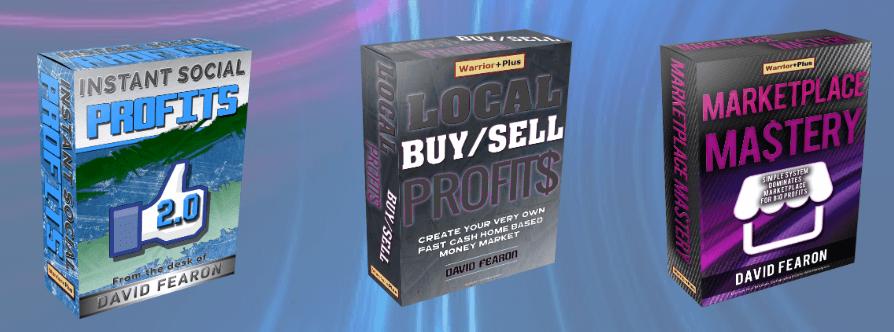 Social-Profit-Trinity-module-Packages