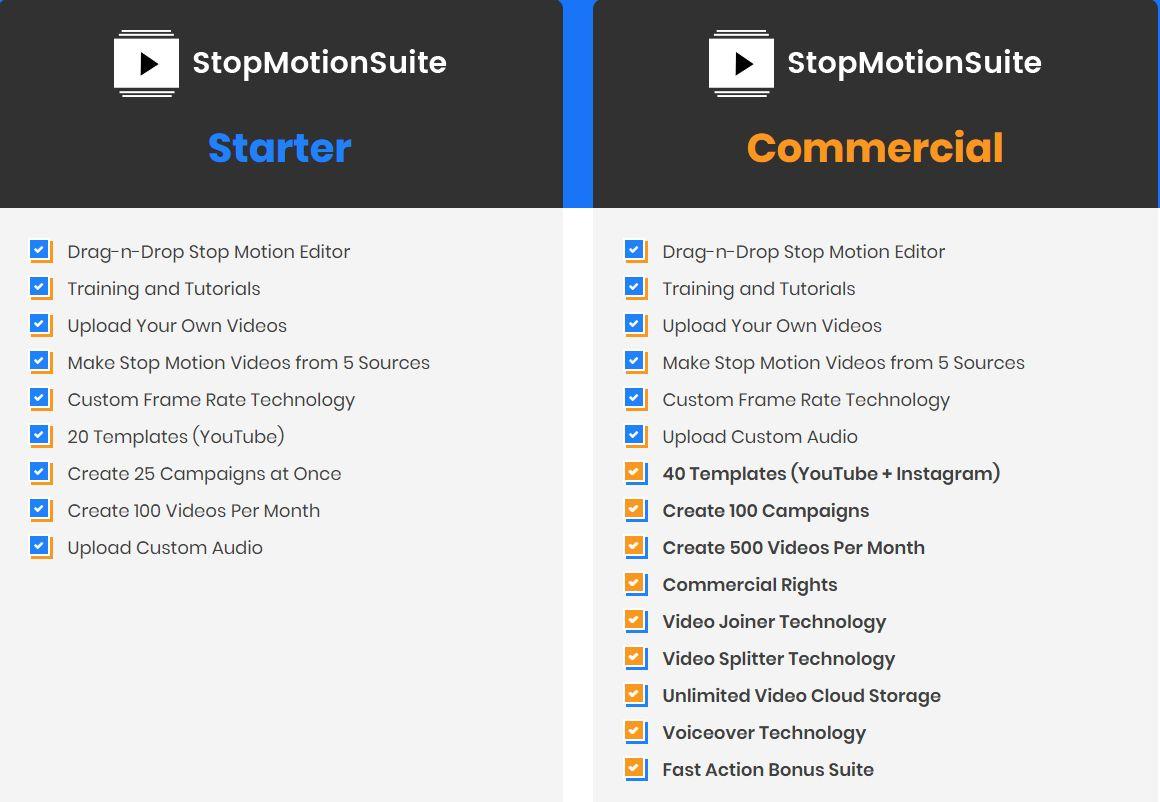 StopMotionSuite-Price-Comparison