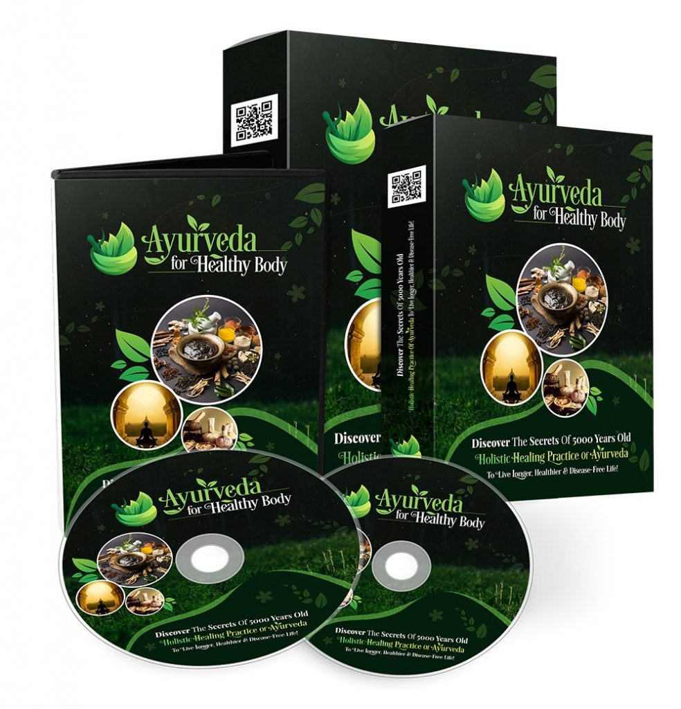 Ayurveda-For-Healthy-Body-PLR-review
