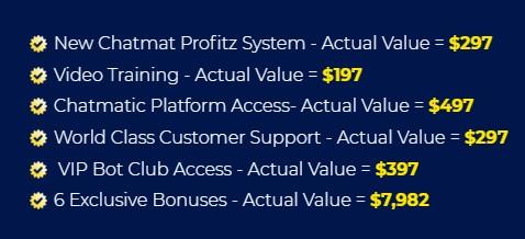 Chatmat-Profitz-price