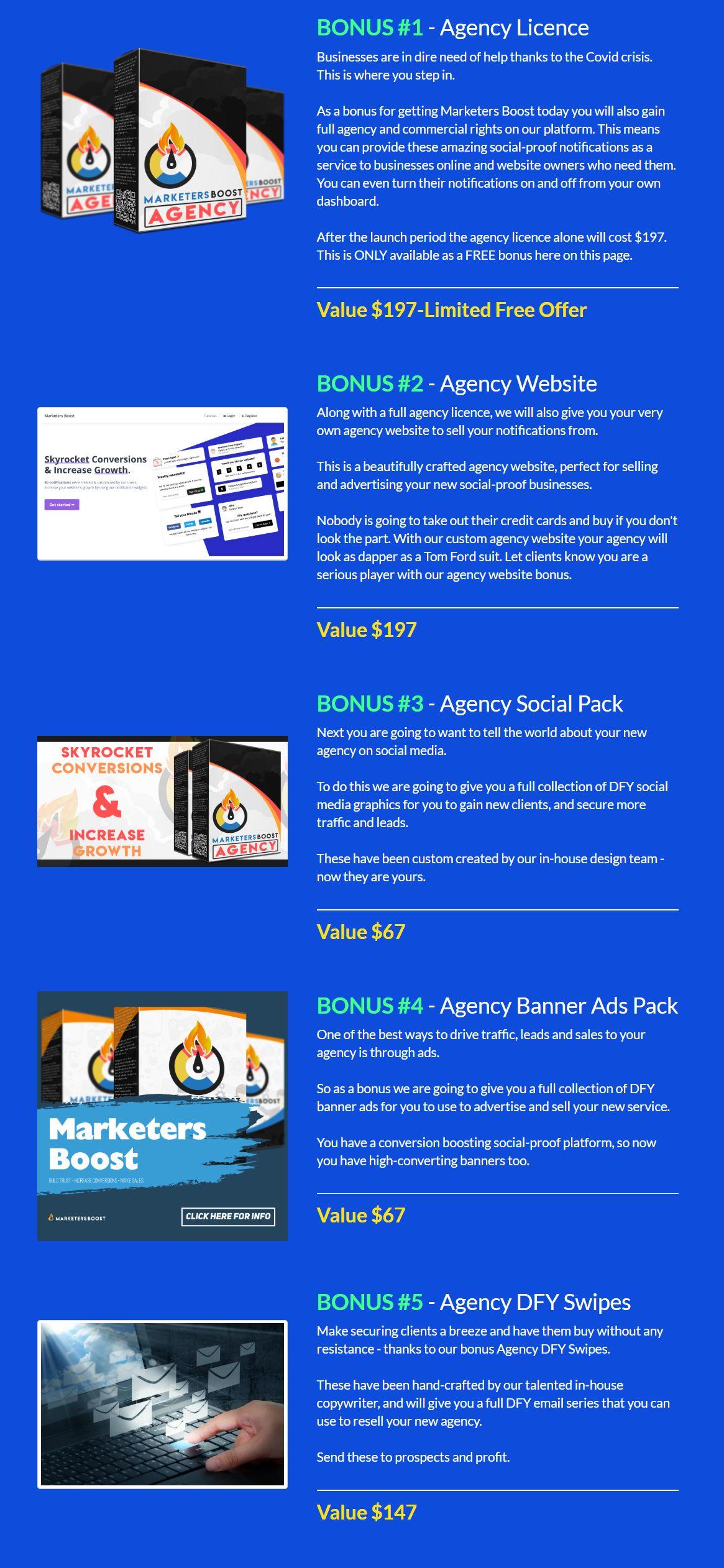 Marketers-Boost-Bonus
