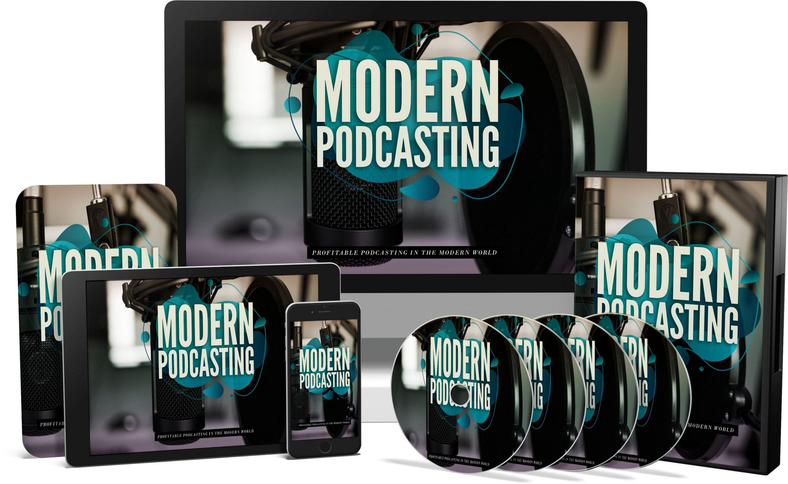 Modern-Podcasting-PLR-Review
