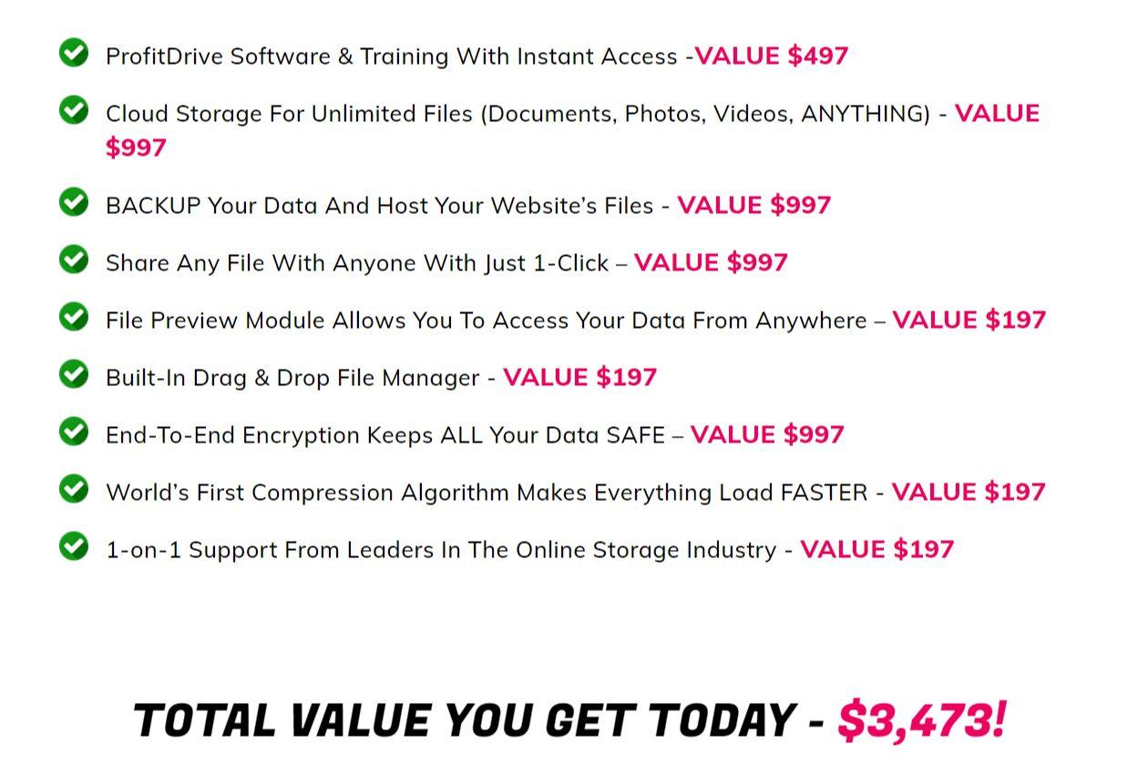 ProfitDrive-price
