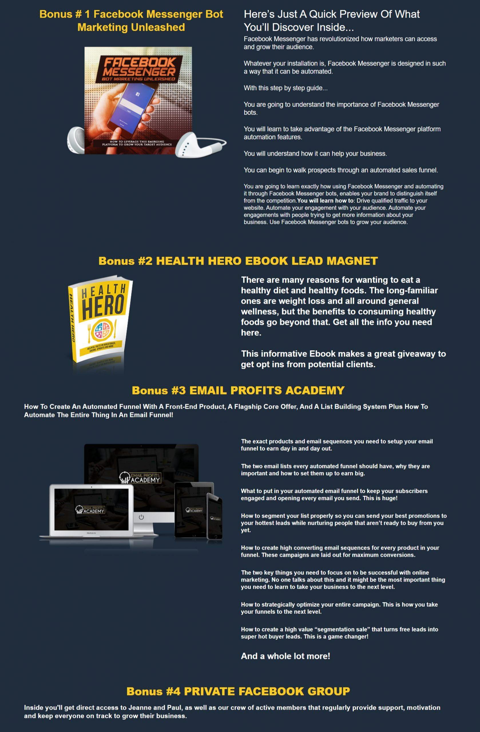 Social-Entrepreneur-365-Healthy-Living-Edition-Bonuses