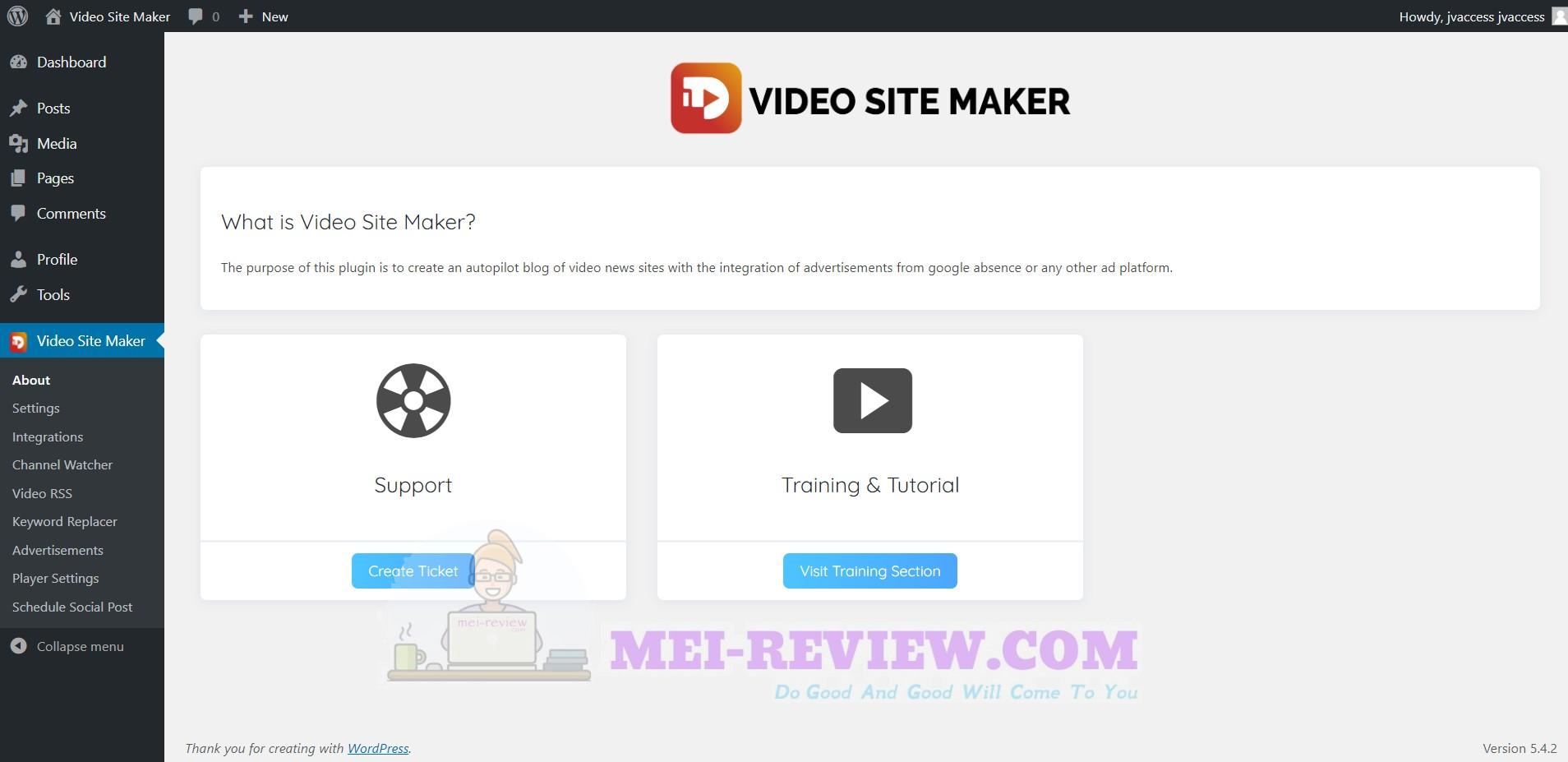 VIDEO-SITE-MAKER-DEMO-1