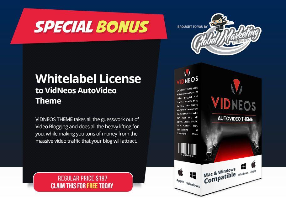 11-VidNeos+AutoVideo+Theme