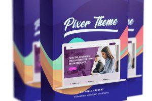 Pixer-Theme-review