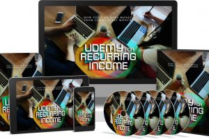 Udemy-For-Recurring-Income-PLR-review