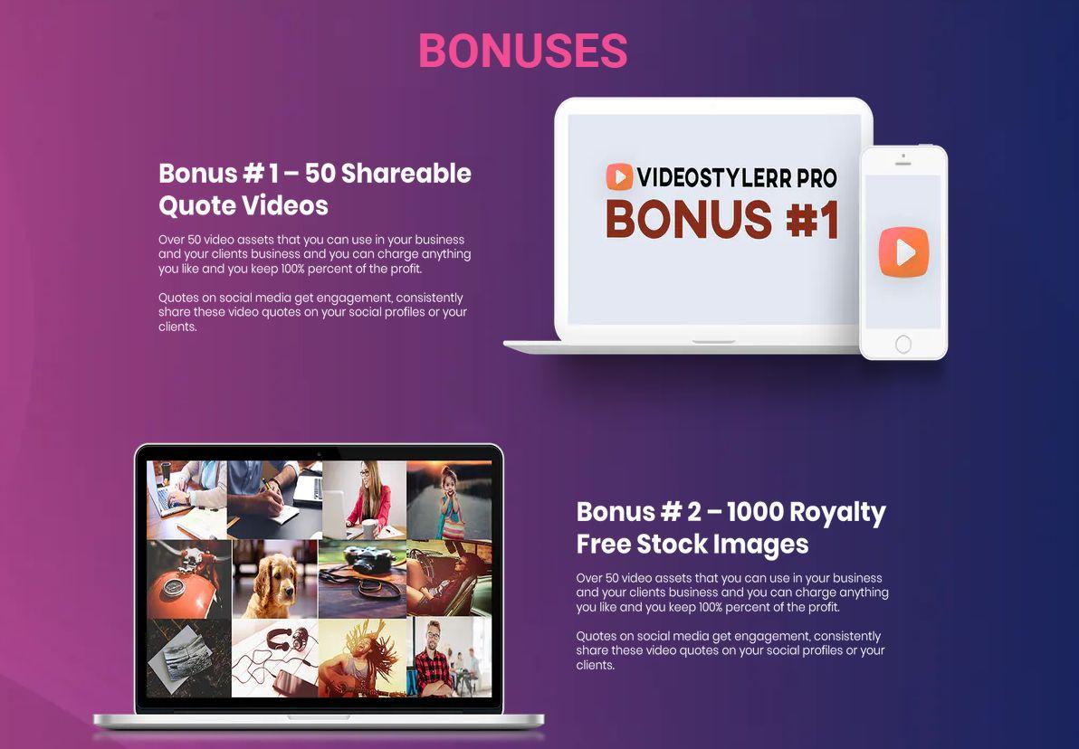 VideoStylerr-OTO-1-Bonus