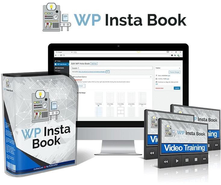 WP-Insta-Book-review
