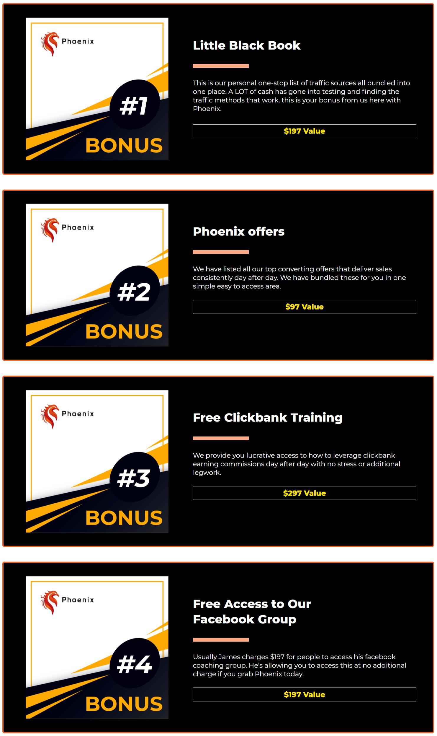 Phoenix-bonus