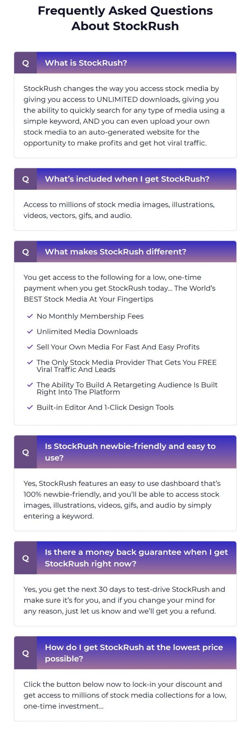 StockRush-faq