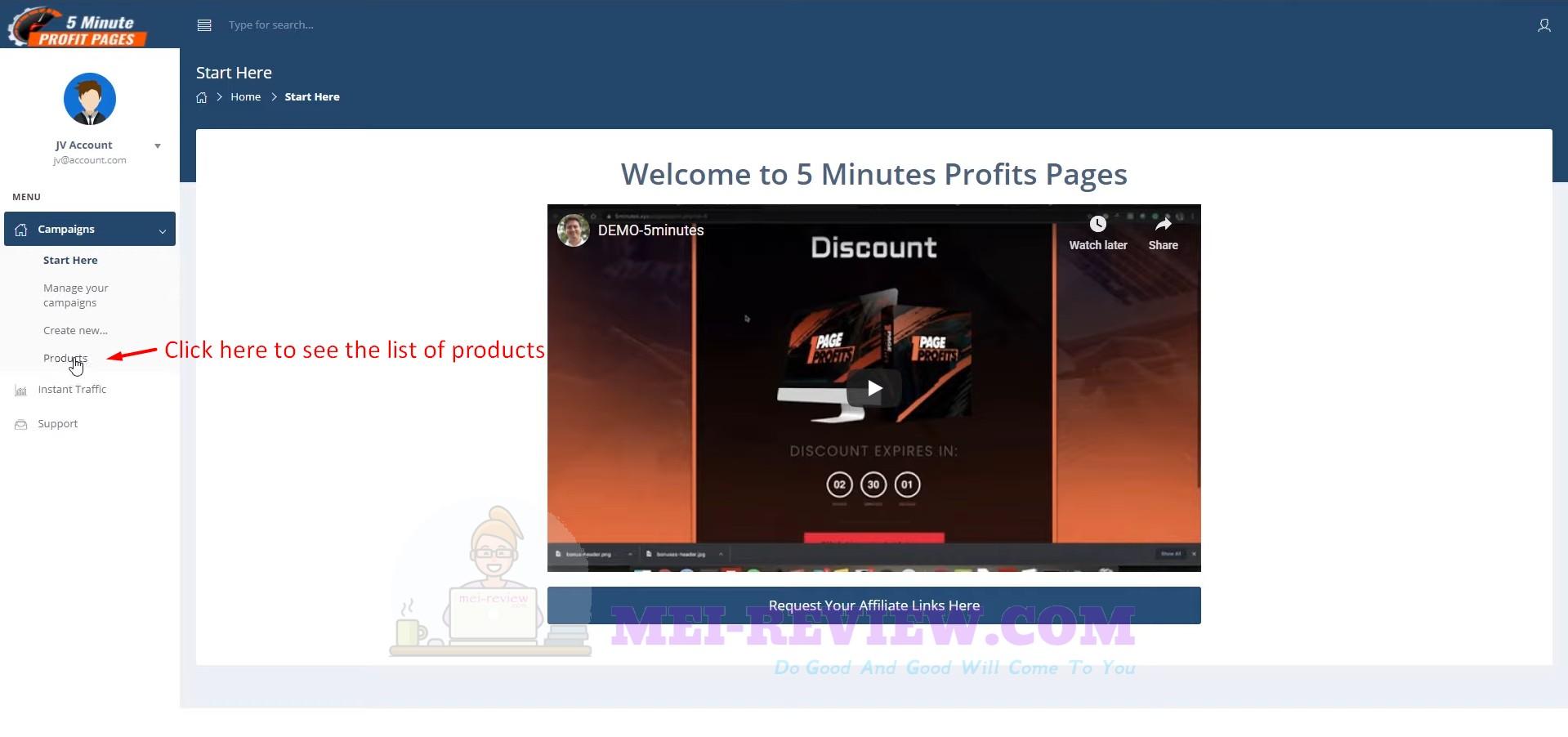 5-Minute-Profit-Pages-Demo-2