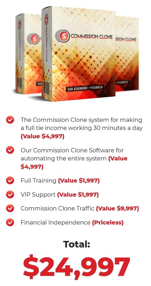 Commission-Clone-price