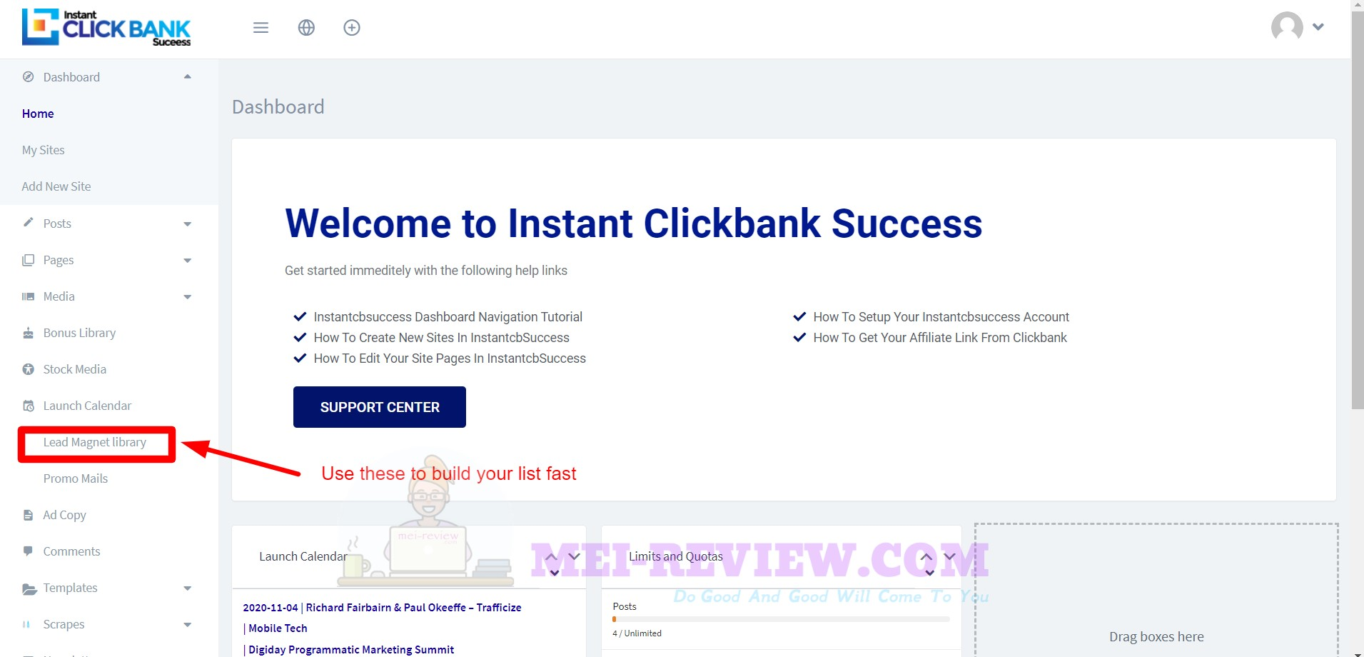 Instant-Clickbank-Success-Demo-8