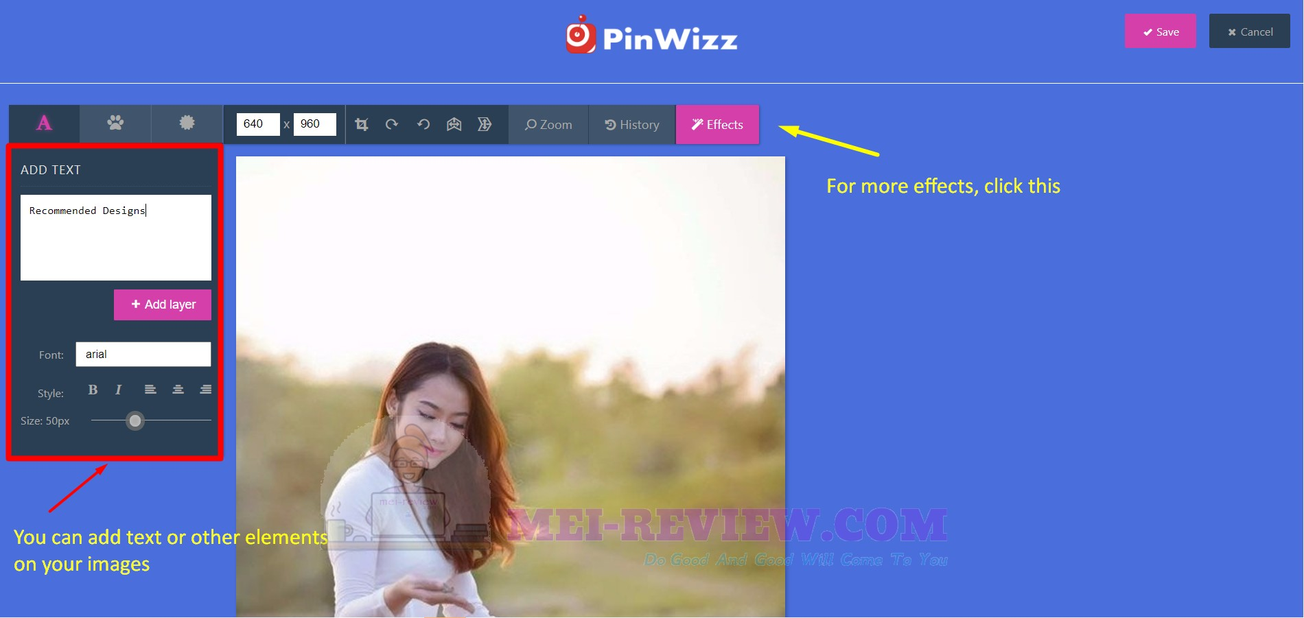 PinWizz-photo-editor