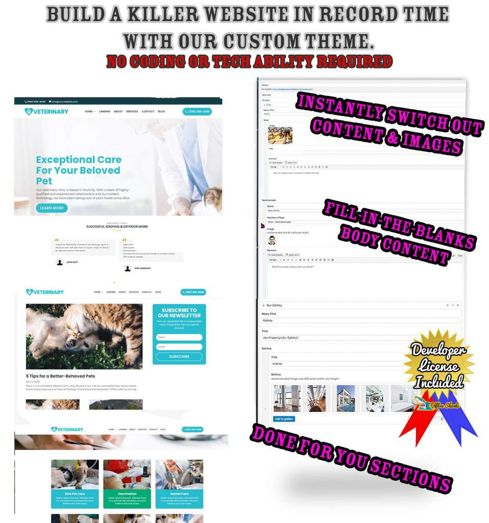 VETERINARY-CLIENT-SYSTEMS-website
