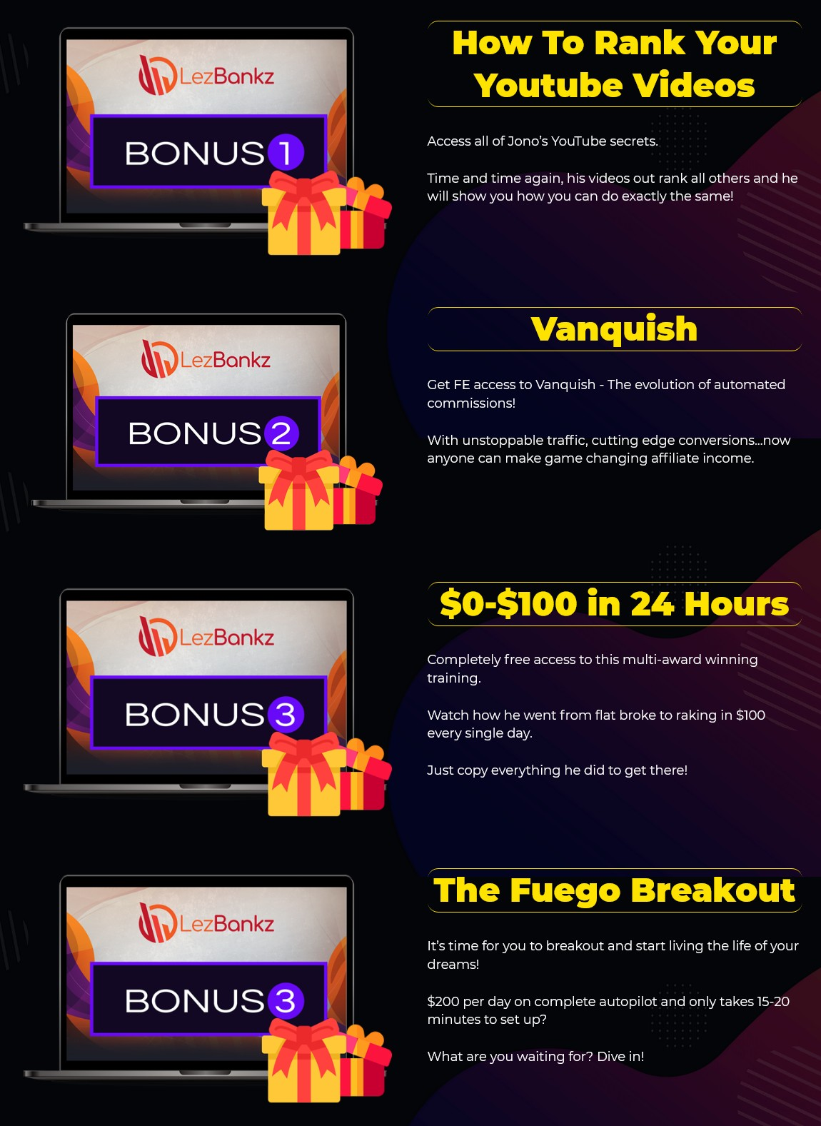 Lez-Bankz-bonus