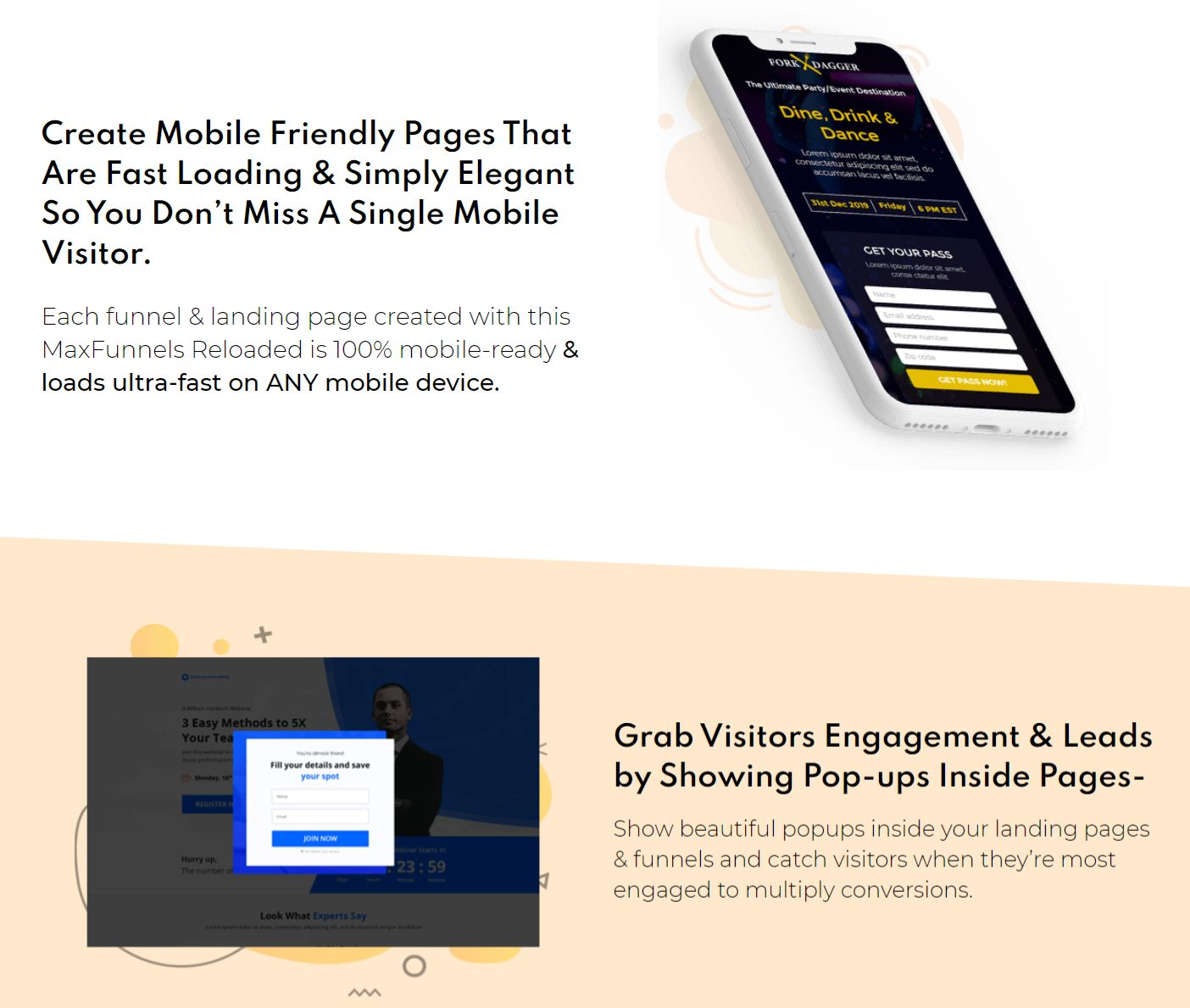 MaxFunnels-Reloaded-with-outstanding-features