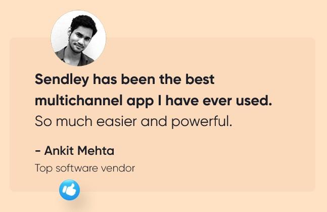 Sendley-feedback