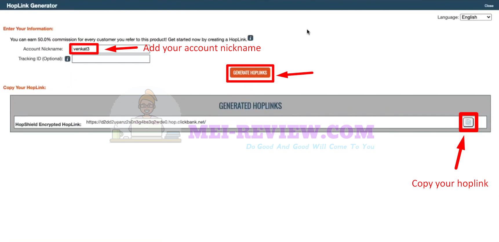 Clickbank-income-automator-step-8-copy-hoplink