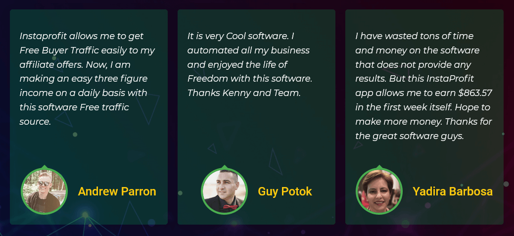 InstaProfit-feedback